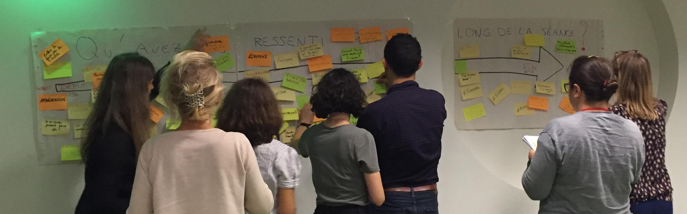 participants à la journée de réflexion sur la créativité technique