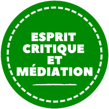 Logo Esprit critique fond transparent