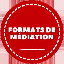 Logo Format de médiation